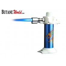 "Blue Dragon 5.5"" Mini Newport Zero Torch"