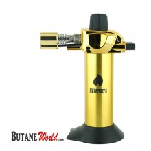 "Newport Zero 5.5"" Mini Torch - Gold"