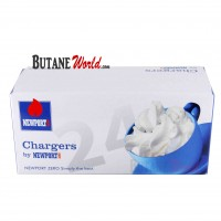 Newport N2O Cream Chargers - 24 Pack