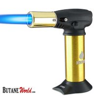 SPECIAL PROMOTION: Gold Cigar Torch Lighter