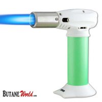SPECIAL PROMOTION: Green Cigar Torch Lighter